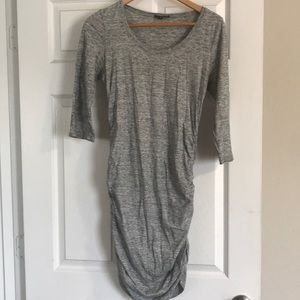 Express Teeshirt dress sz medium